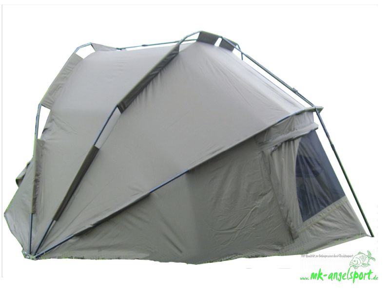 Angelzelte, ​MK-Angelsport Bivvy 5 Season Dome Pro 2 Mann Angelzelt, Bivvy