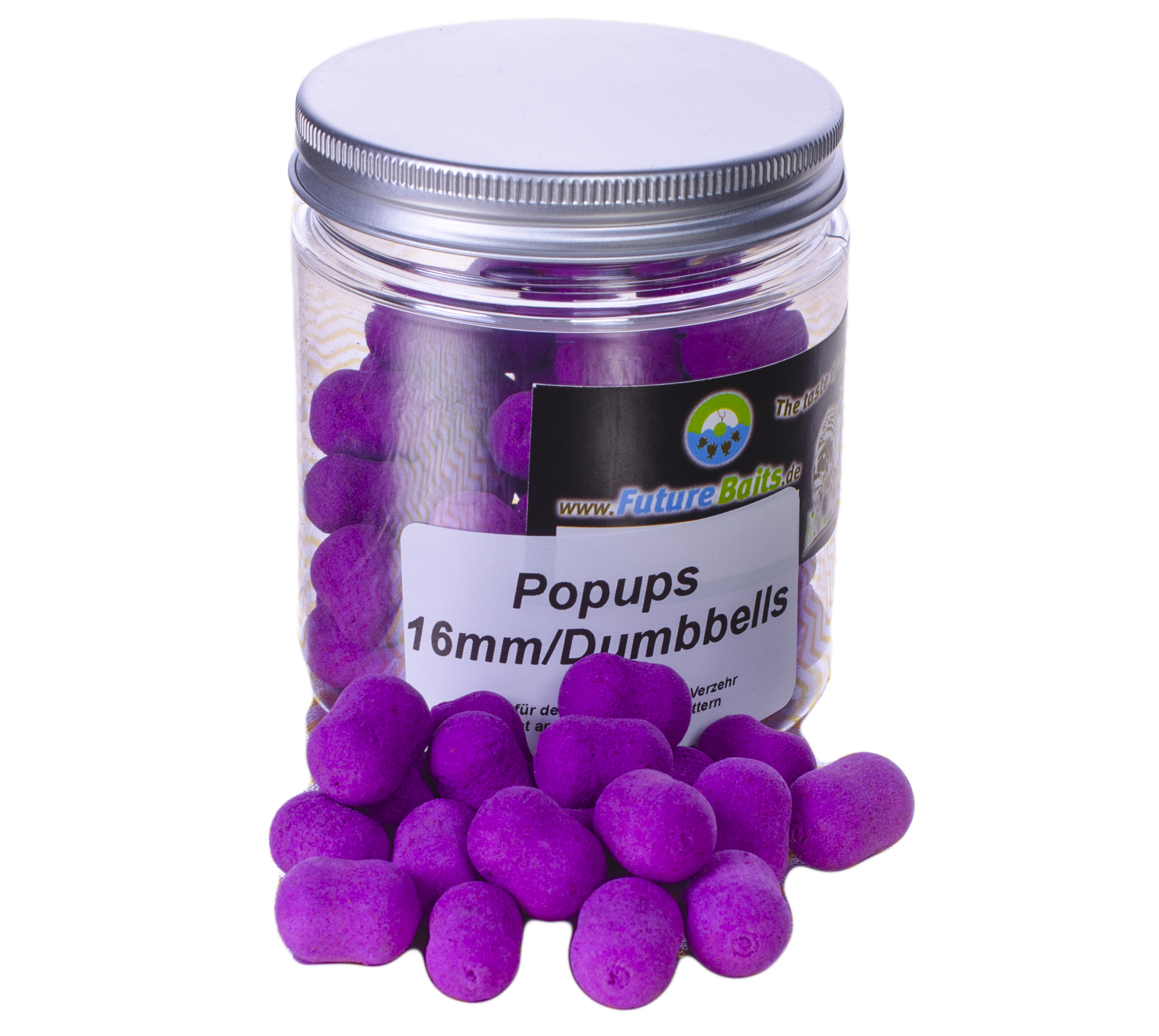 Pop Up Dumbellz, Boilie, Baits, Karpfen, Angeln, Boilieangeln